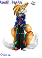 UVUE Profile: Tails by Candy-Ice