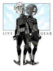 LIVE GEAR by ToxicToothpick