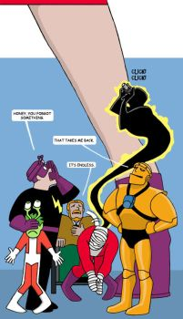 The Doom Patrol by The-BlackCat