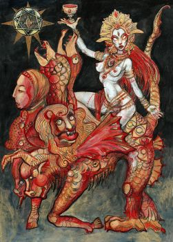 Babalon, Mother of Abominations by LimbicSplitter