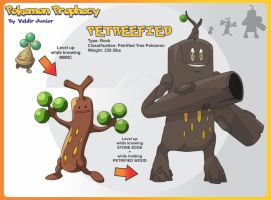 Petreefied Evolution of Sudowoodo