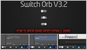 Switch Orb V3.2 (More Small and Gray) by MetalIrving