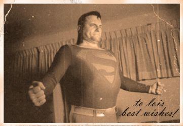 FRANK KASY THE REAL SUPERMAN by paintmarvels