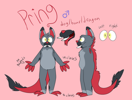Pring Reference Sheet by Radicalhat