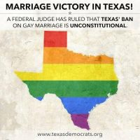 Marriage Victory In Texas! by SNlCKERS