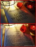 Margaret Mitchell's Gone with the Wind by Bonniemarie