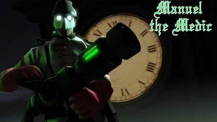 (Commission) Manuel the Medic (Rippy) by TheImperialCombine