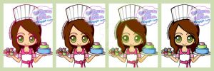 Chibi cook |COLOURS by Lucia-95RduS