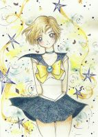 Sailor Uranus by eternalrainbow7