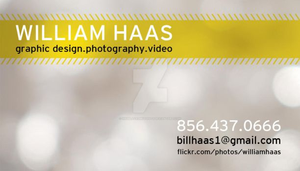 my business card by imisplacedmypants
