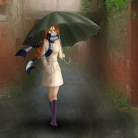 Rainy Afternoon by Whisperwings