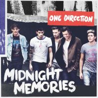 One Direction Midnight Memorie  ( DELUXE EDITION) by AllAroundTheeWorld