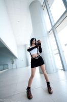 Tifa: you've been bad again? by ianneDREAMER