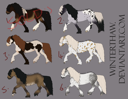Draft adopts by Winterthaw