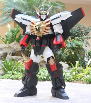 GaoGaiGar Cosplay - 1 by UbersCosplay