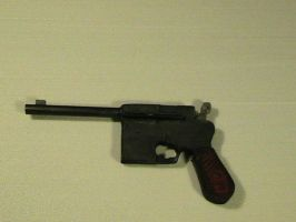 Mauser C-96 prop by PanzerForge