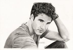 Darren Criss by MeikeZane