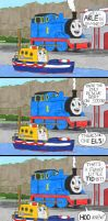 Sudrian Word Play #2- RIVERting Stuff! by 01Salty