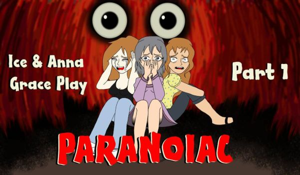 Ice  Anna Grace Play: Paranoiac  by icerose05