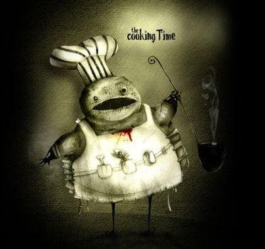 cooking time by chicharomagico