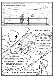 Fighting Tournament: Round 1 - Page 7 by DigiDayDreamer
