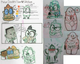 CAPTAIN UNDERPANTS IS HIS NAME by Trollan-gurl22