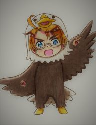 APH: American Eagle by tophgirl96