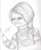 90's Chucky by Laquyn
