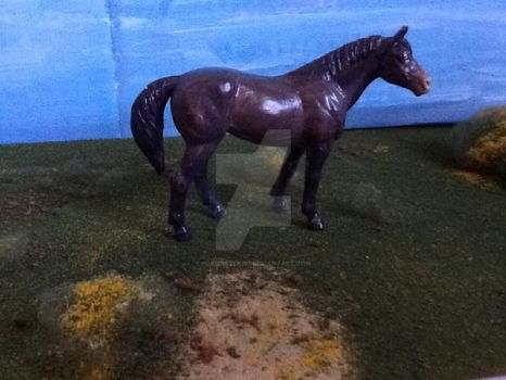 Customized Model Quarter Horse by popmaster101