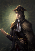 Young Haytham Kenway by Nonomy314