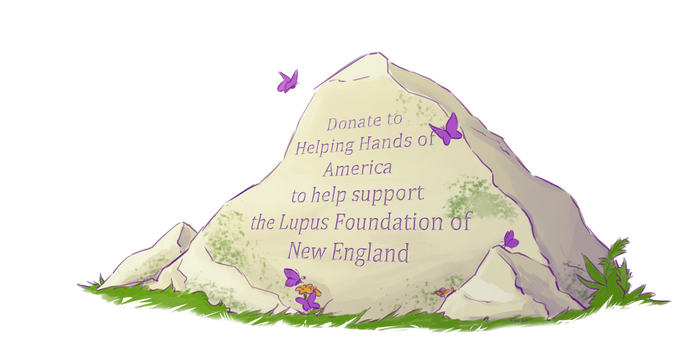 Lupus Foundation promo by TigerMoonCat