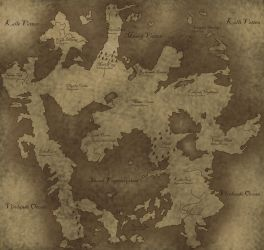 Andra: World map w/named areas by adz-grant