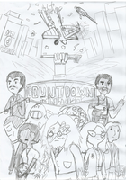 Countdown: A Bioshock/Adventure time Crossover by AceNos