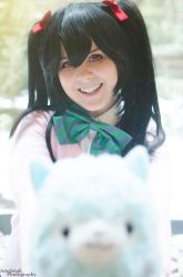 Yazawa Nico by Red-Ribbon-Cosplay