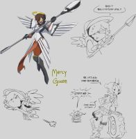 MercyGoose by s0s2