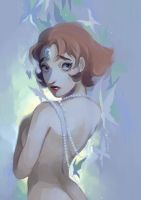 Pearly Lady by AxelStardust