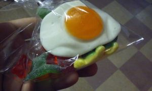 Gummy Candies!! by Revenir-Ghoul