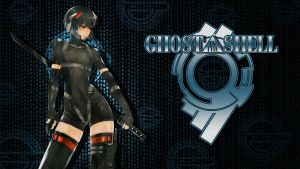 Ghost in the shell - Wallpaper by Seymour86