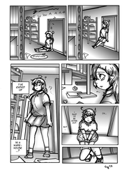 Kami's Assistant chapter 3 page 68 by DrizDew