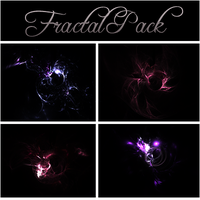 Fractal Pack #2 by soaru-san