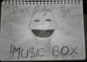 FNAF - Don't Forget the Music Box