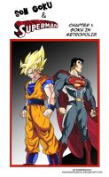Son Goku and Superman: The Clash - Chapter 1 by Einstein001