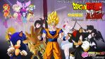 Dragon Ball Equestria Girls with Sonic and RWBY by craz3-back