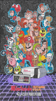 Nintendo Classic Mini: 80s Console is Back! Poster by FTFTheAdvanceToonist