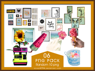 PNG PACK06 Random png 10 png by xichan0794 by xichan0794