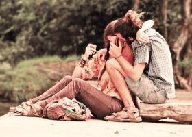strangers in love by getia
