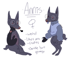 annis by DlSGUlSE