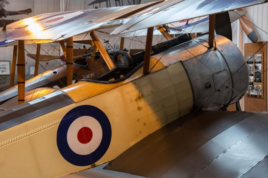 Sopwith Pair by Daniel-Wales-Images