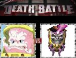 Request #96 Krang vs MODOK by LukeAlanBundesen