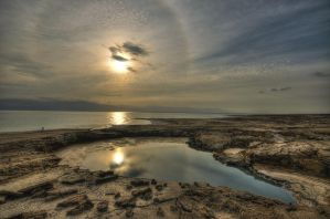 The little  sinkhole !!! by haimohayon